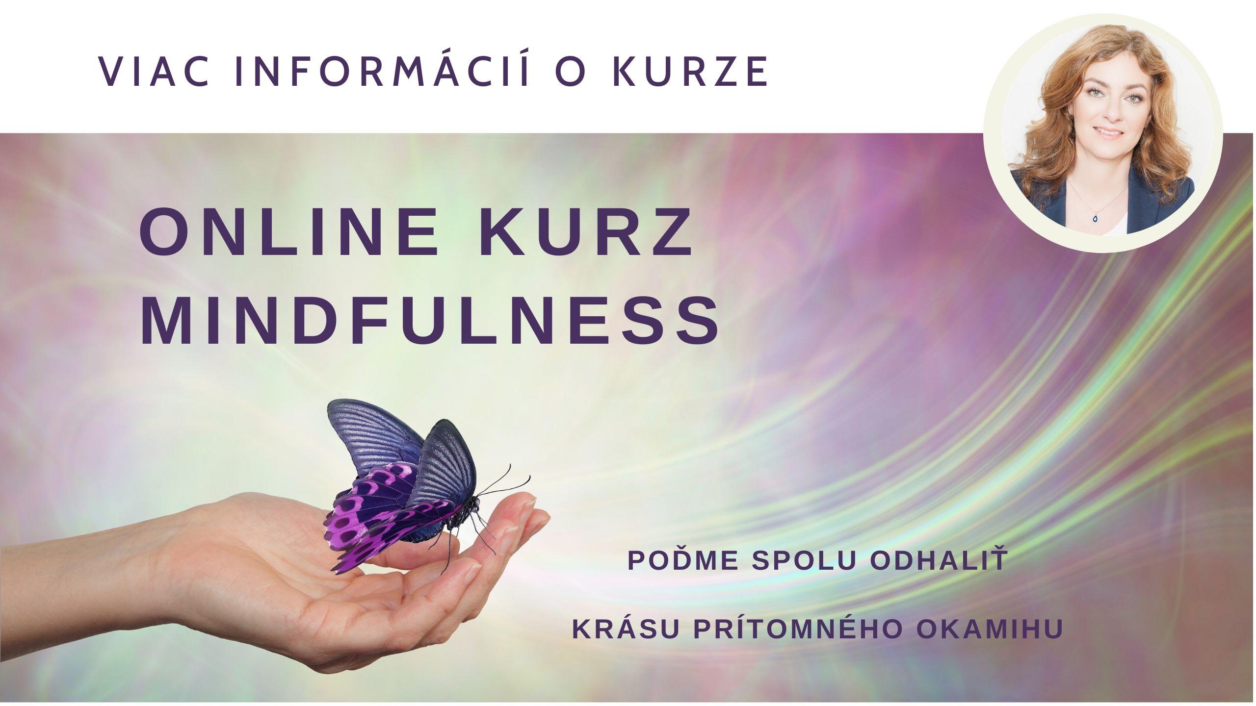8-týždňový online kurz Mindfulness 2