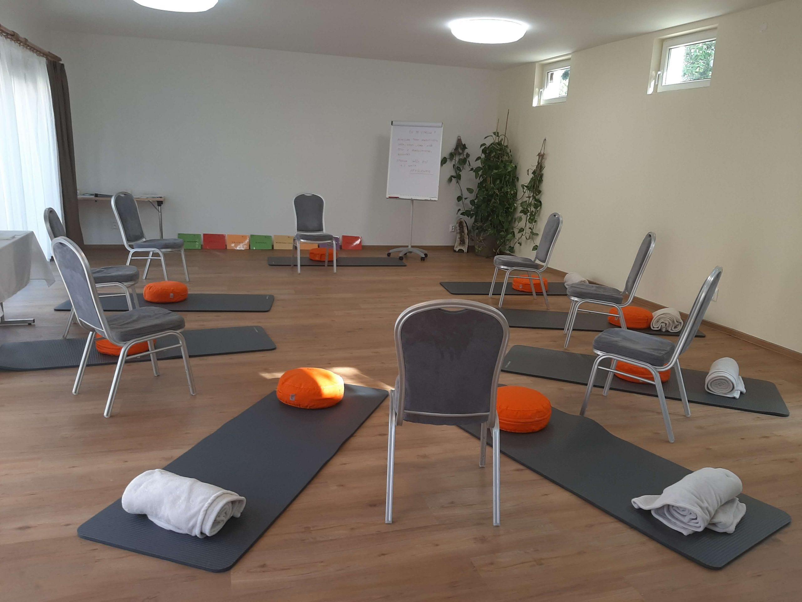 Mindfulness centrum meditačná miestnosť veľká 4