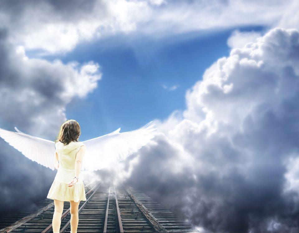 cesta duše domov - akomysietpozitivne