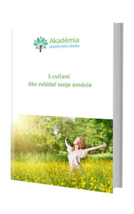 e-book Emócie