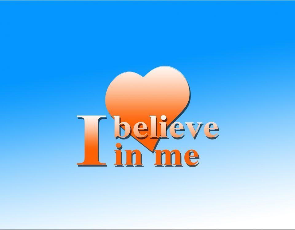sebadôvera ako myslieť pozitívne