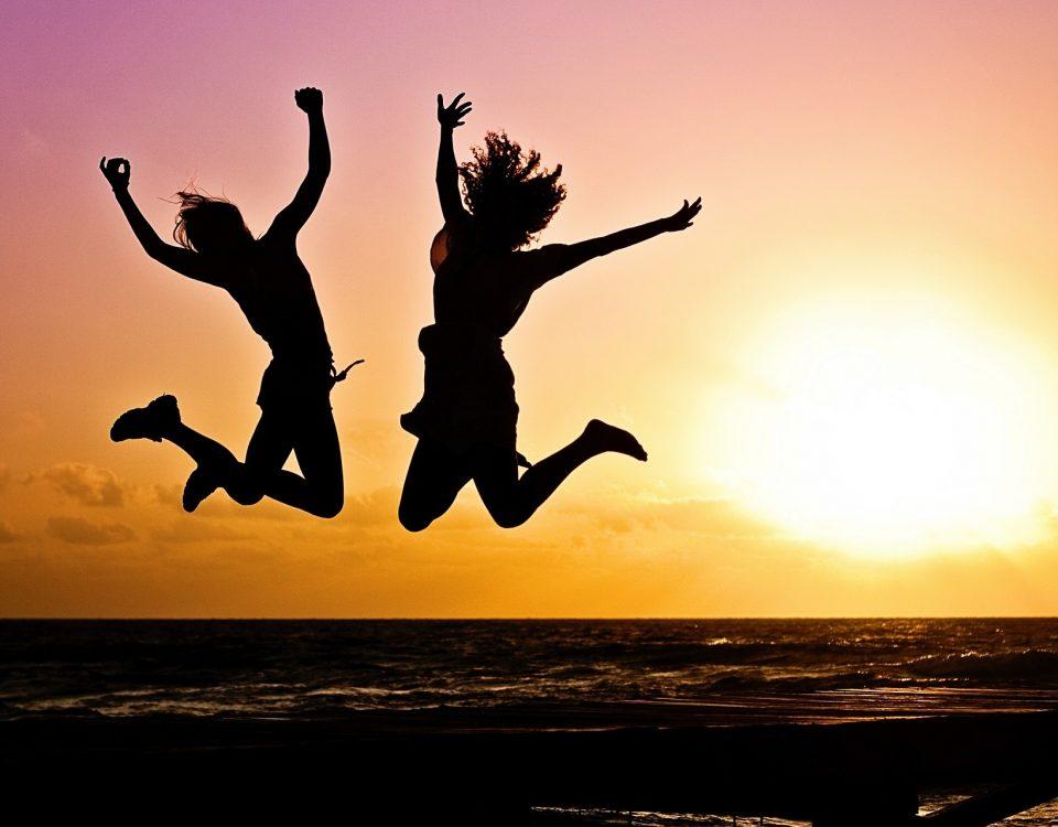 Radosť z bytia v prítomnosti Ako myslieť pozitívne