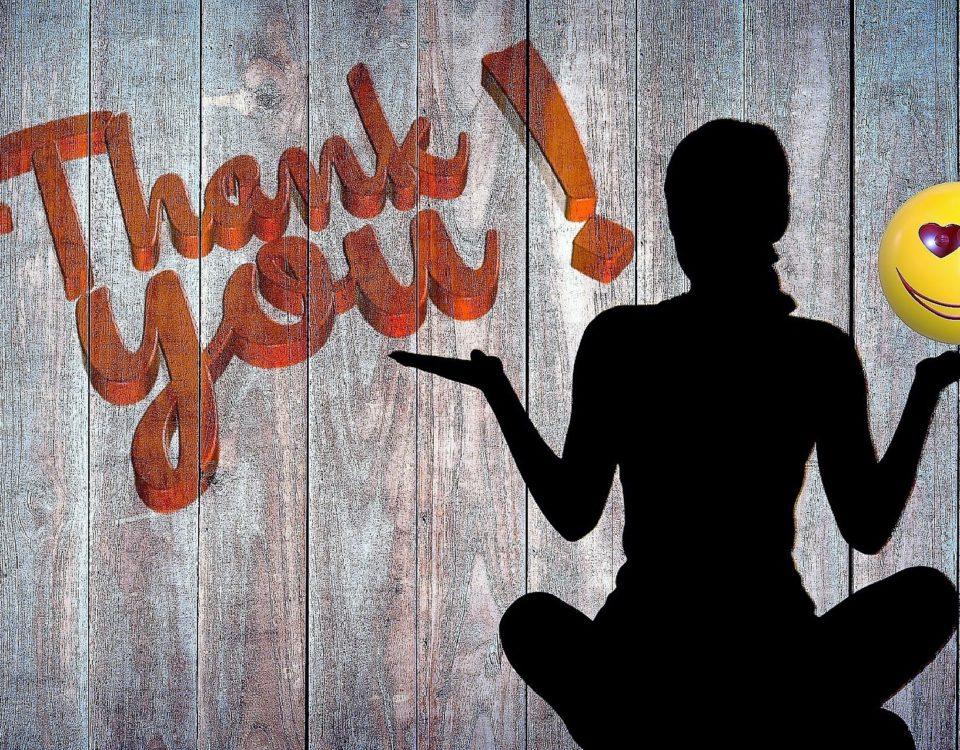 Ako byť šťastný - vďačnosť